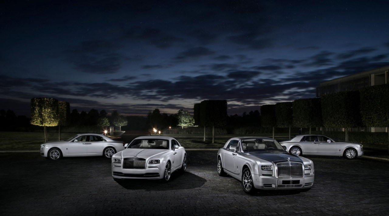 Rolls-Royce Suhail Collection