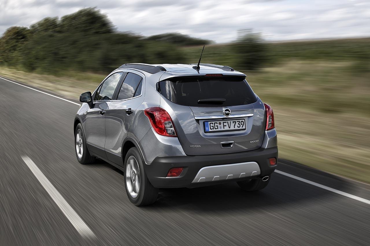 Opel Mokka-X CDTI 110Cv - Consumi e prestazioni - Forum di ...