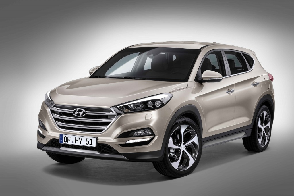All-new Tucson Exterior 1