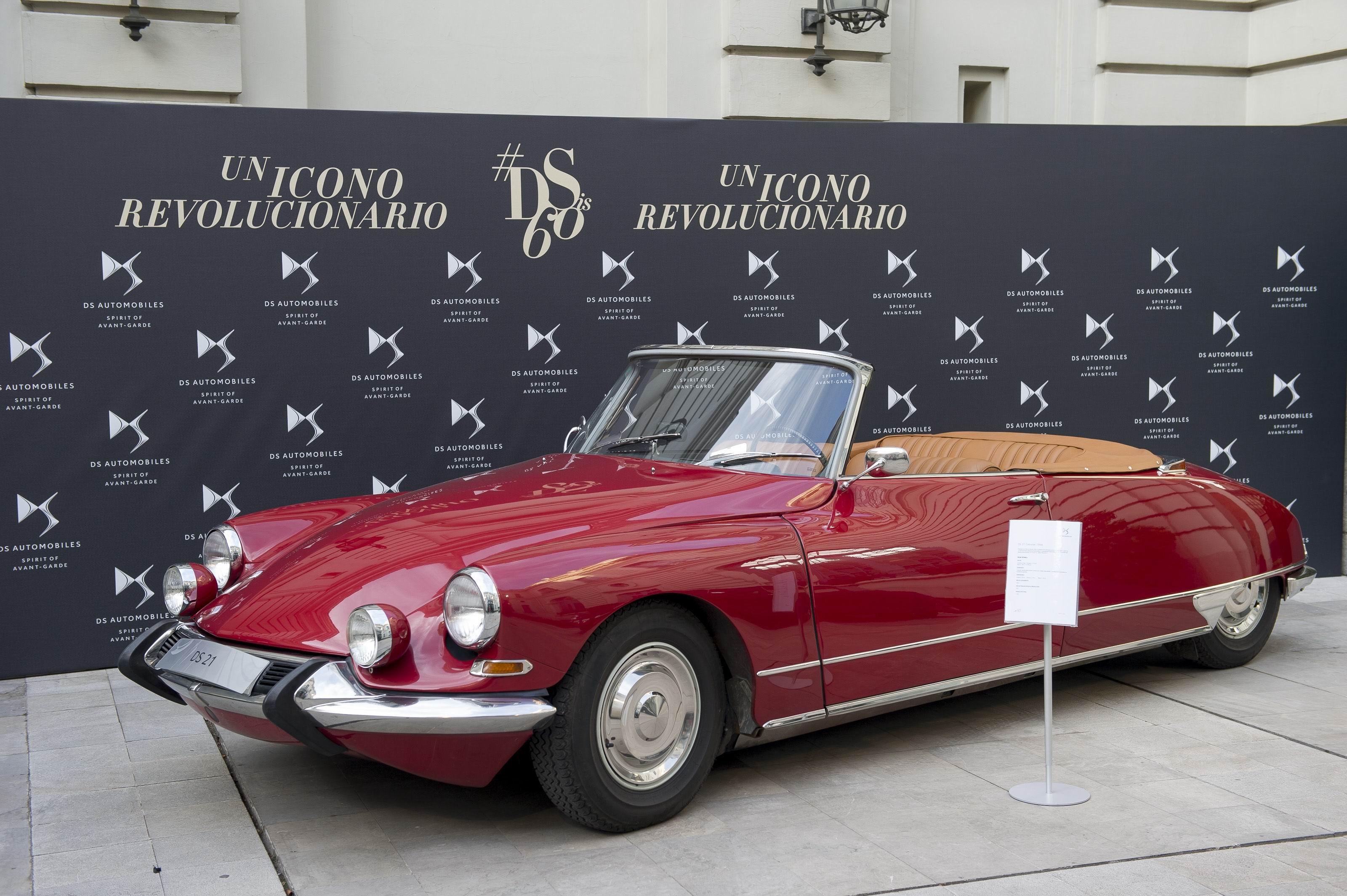 50 Años Del Ds Tiburón Revista Del Motor