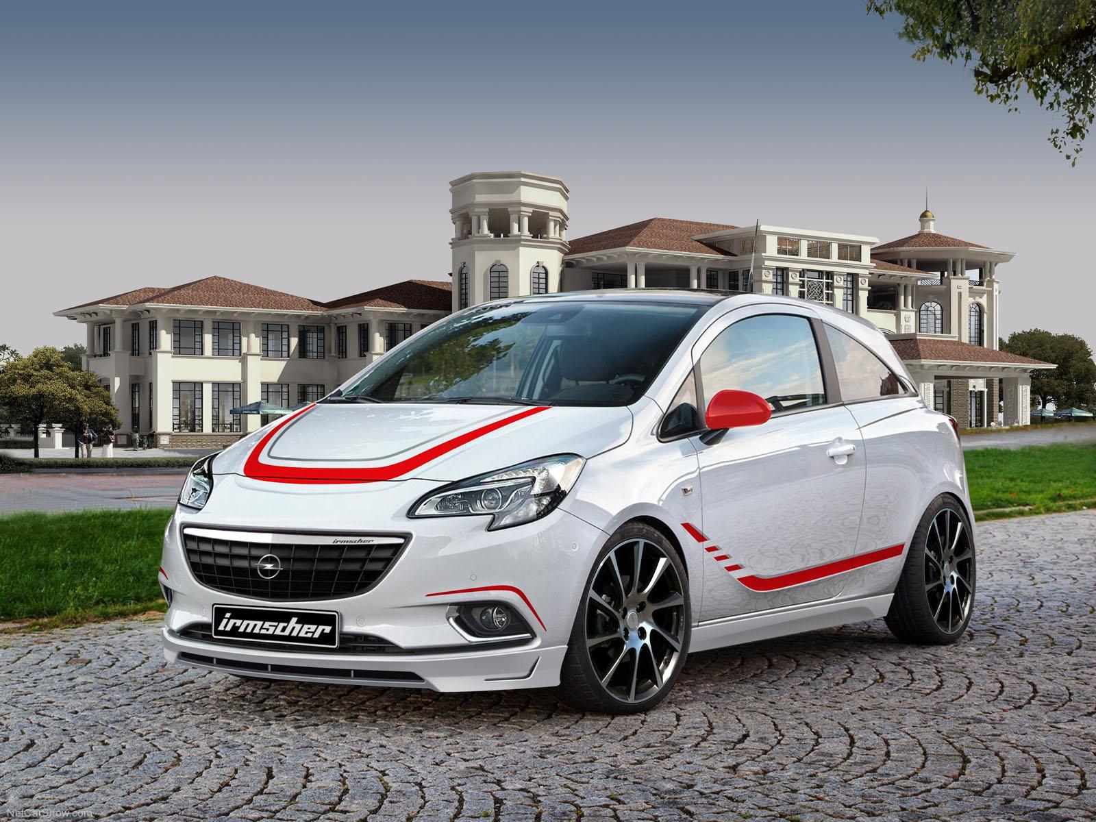 Irmscher presenta su programa para el nuevo Opel Corsa