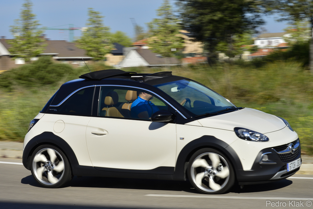 prueba opel adam rocks 1 0 ecotec 115cv revista del motor. Black Bedroom Furniture Sets. Home Design Ideas