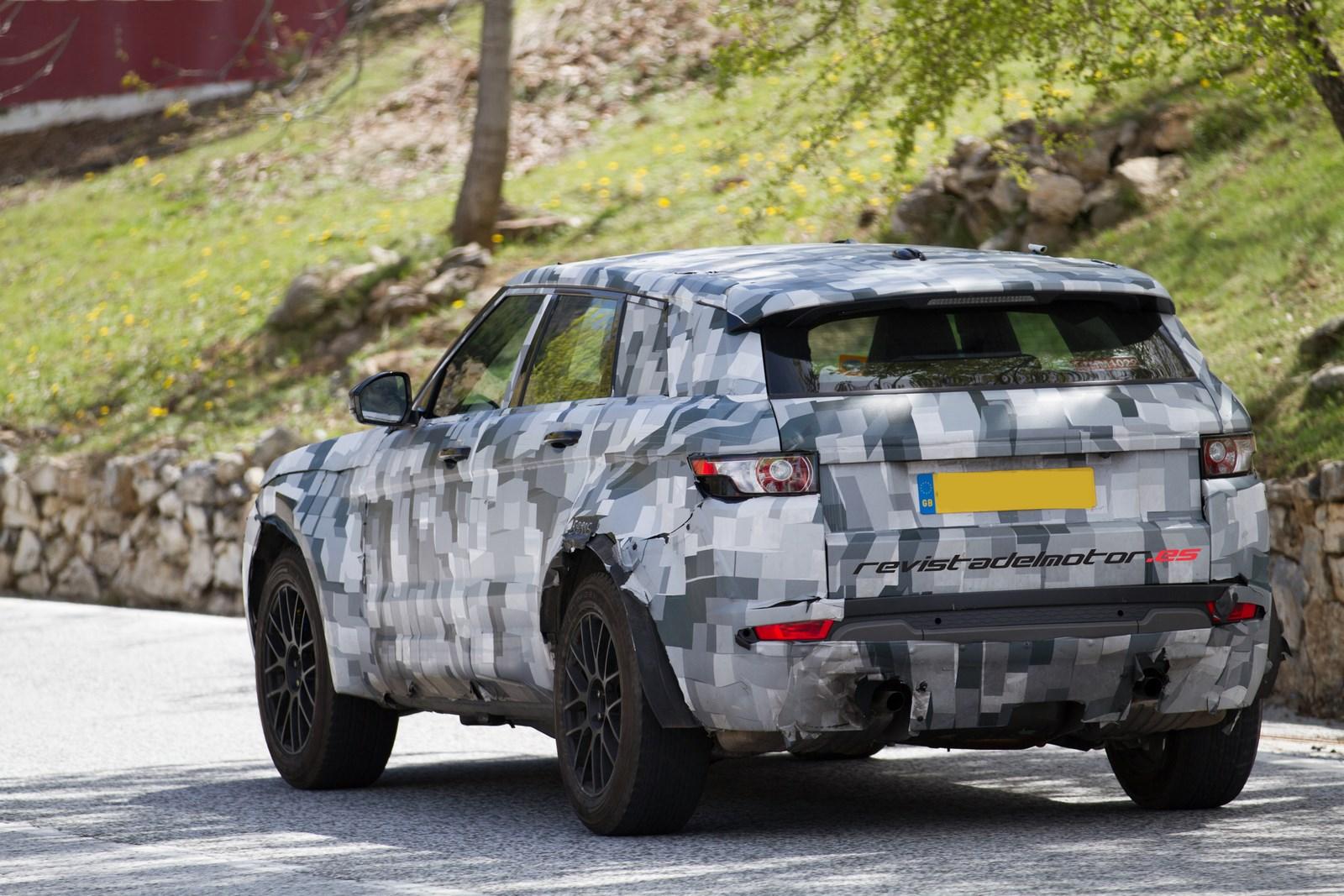 Land Rover está desarrollando un nuevo Range Rover
