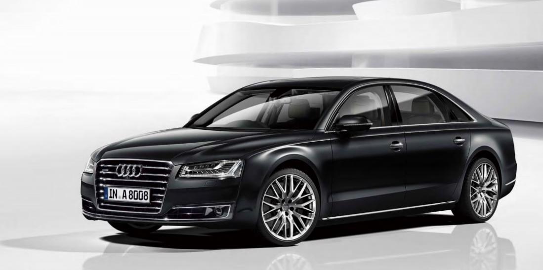 Audi A8 L Chauffeur