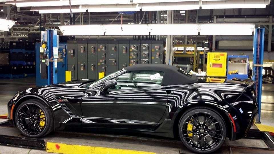 Mary Barra (CEO de GM) tiene un Corvette muy especial