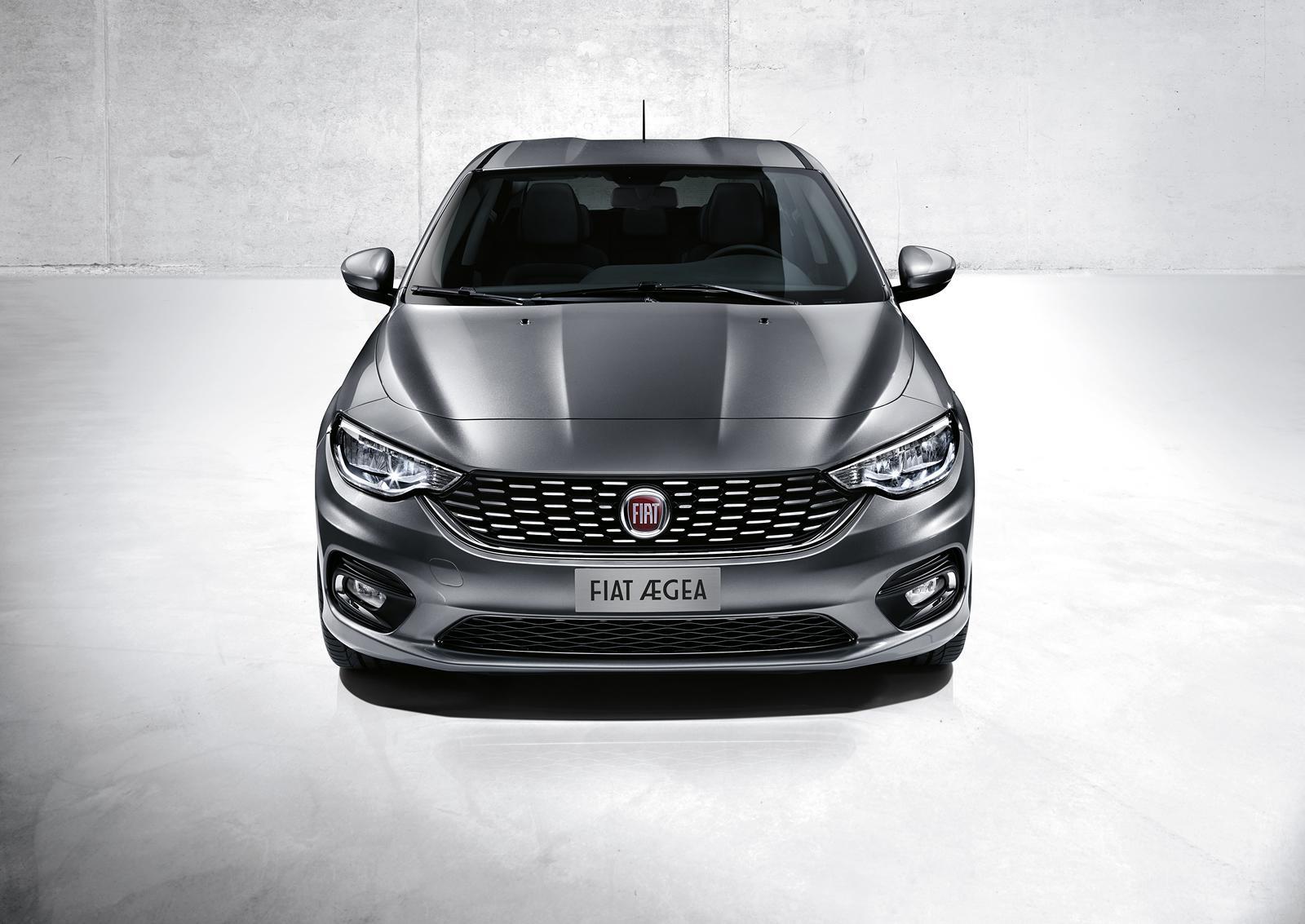 Fiat Aegea, la nueva berlina de la marca italiana