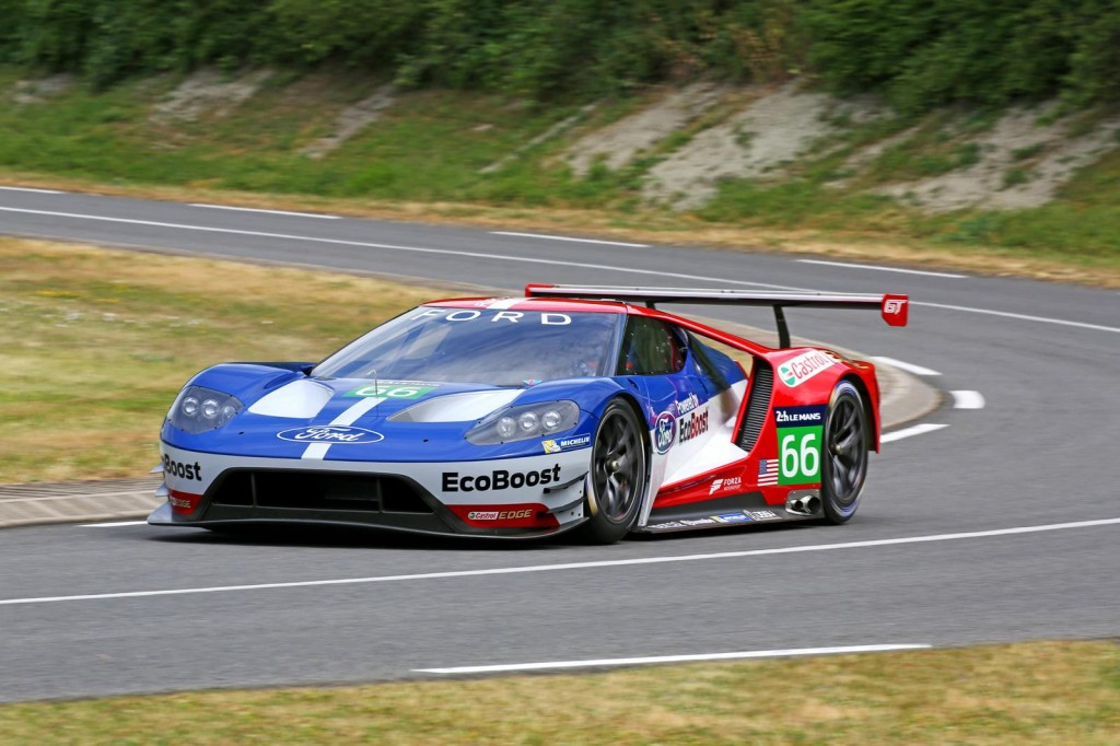 Ford GT Le Mans 2016 8