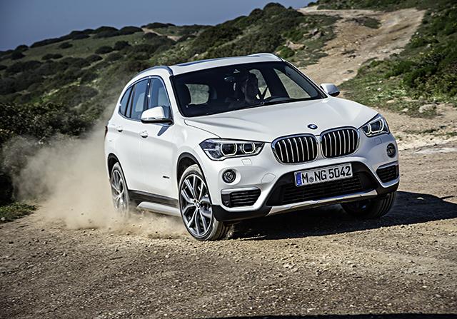 El BMW X1 ya tiene precios
