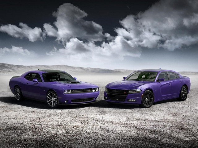 Dodge Challenger y Charger