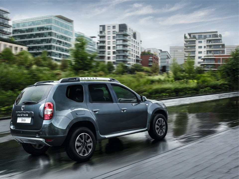 2016 Dacia Duster Edition (2)