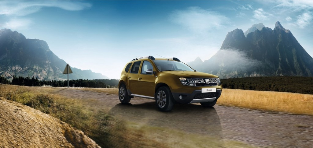 2016 Dacia Duster Edition (6)