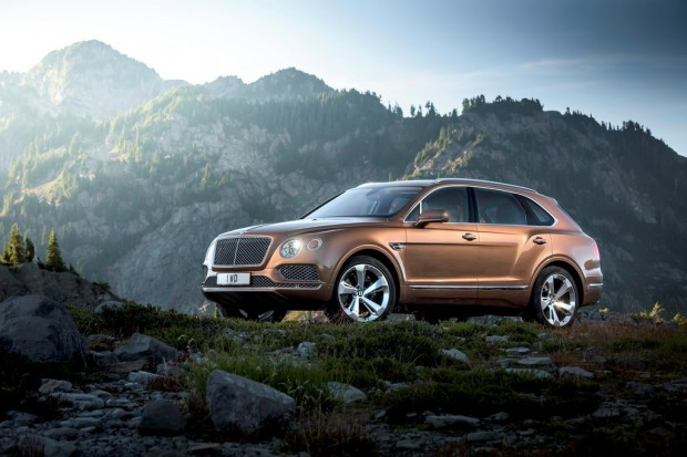 Bentley Bentayga (3)