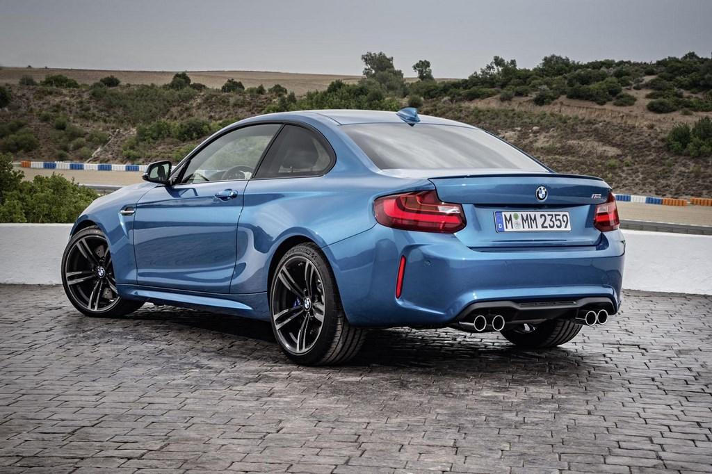 Bmw Connecteddrive Usa >> BMW M2, el nuevo coupé deportivo de la marca alemana