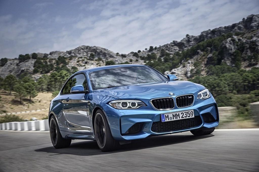 BMW M2, el nuevo coupé deportivo de la marca alemana