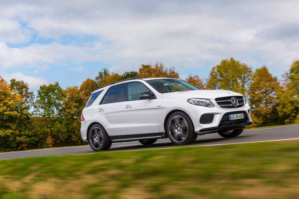 Mercedes benz gle 450 amg 4matic deportivo con mesura for Mercedes benz deportivo