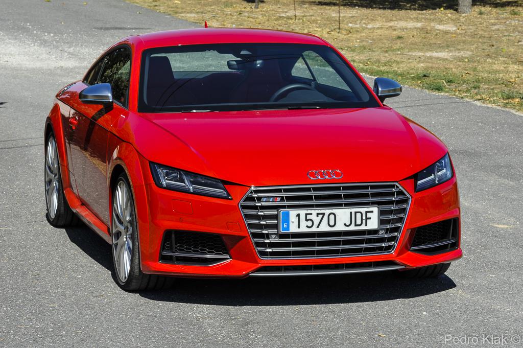 "Prueba: Audi TTS 310 CV. El TT ""pura sangre"""
