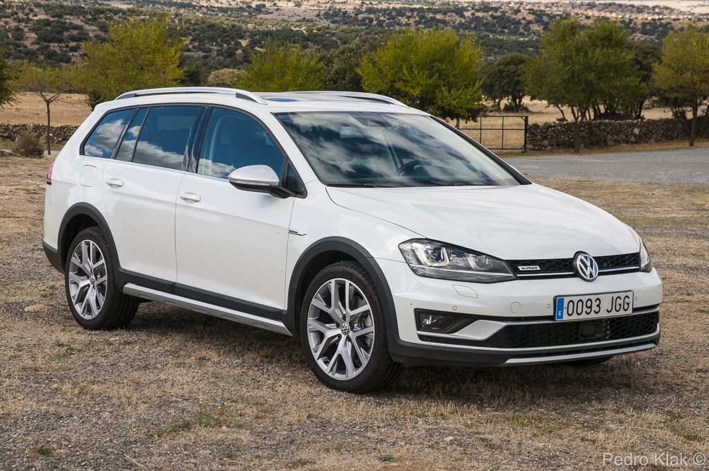 prueba volkswagen golf alltrack tdi 184 cv dsg. Black Bedroom Furniture Sets. Home Design Ideas