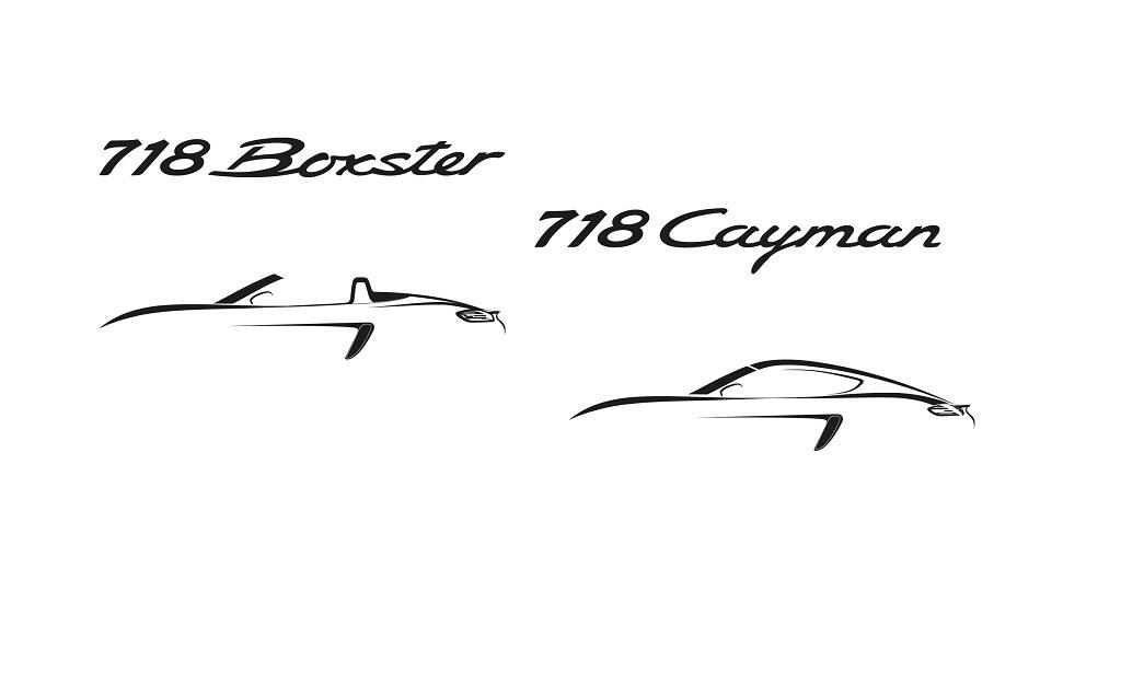 Los Porsche Boxster Y Cayman Cambi N De Nombre Y De Motor