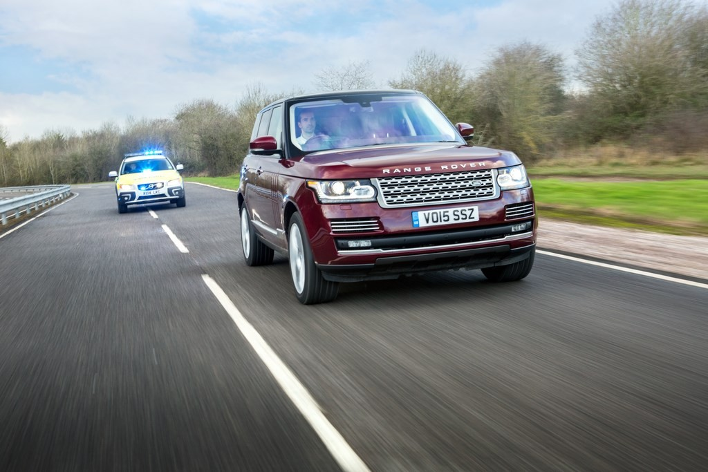 JLR Emergency Vehicle Warning Research 3