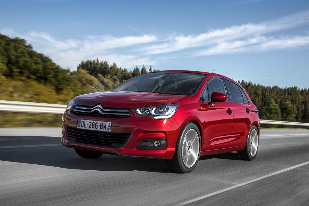 Citroën C4 Live