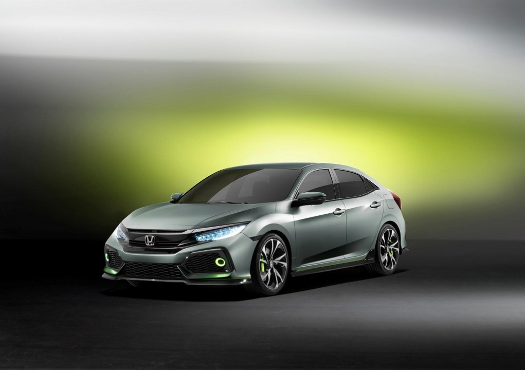 Honda Civic Hatchback Prototype (1)