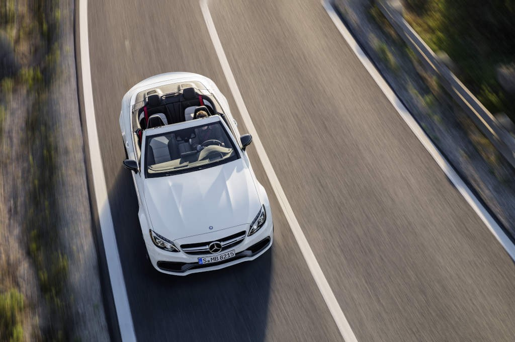 Mercedes-AMG C 63 S Cabriolet (A 205), 2016