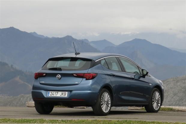Foto Opel Astra 2016