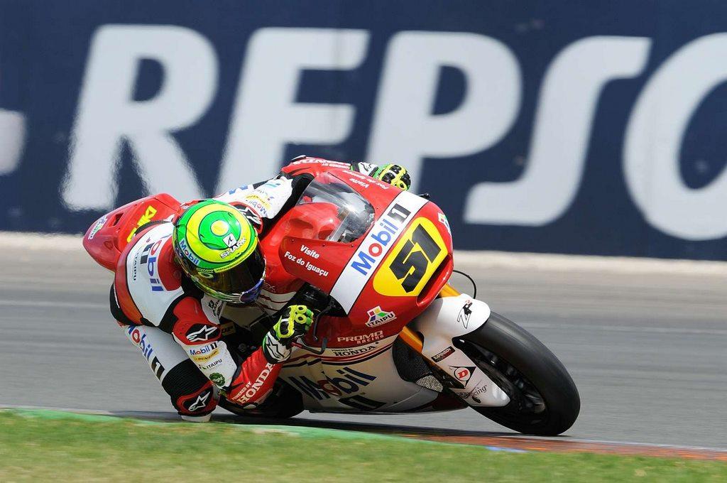 Moto2 Race 1 Eric Granado