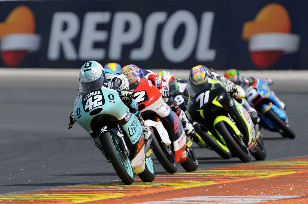 Moto3 Race 1 Marcos Ramirez