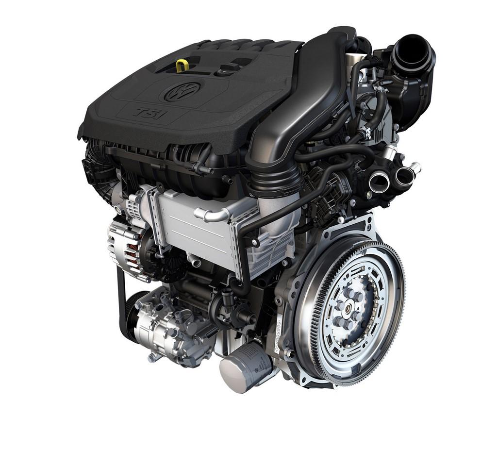 VW 1.5 TSI evo