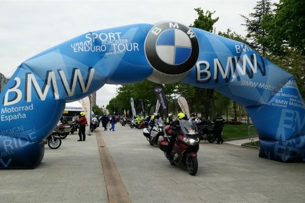 Foto PuntApunta 2016 BMW Motorrad
