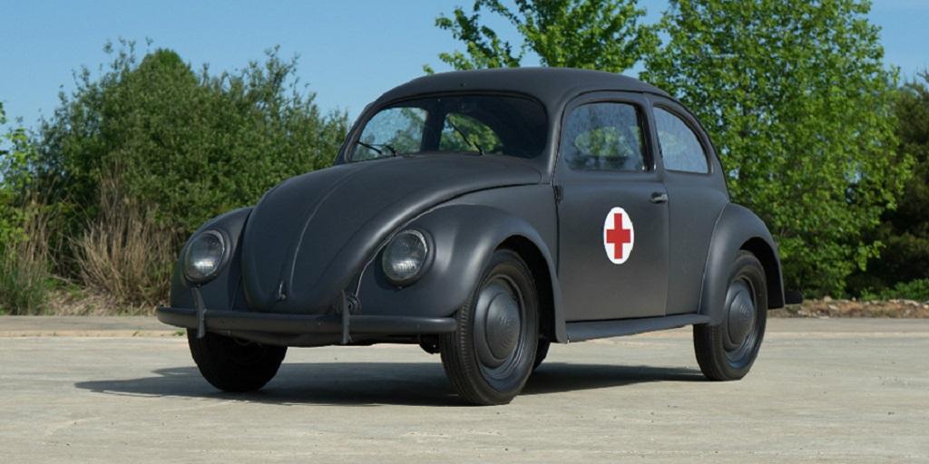 Sale a la venta un Beetle del 43 por 295.000 dólares