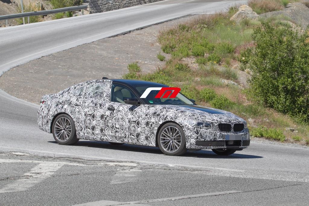 BMW Serie 5 2016 (7)