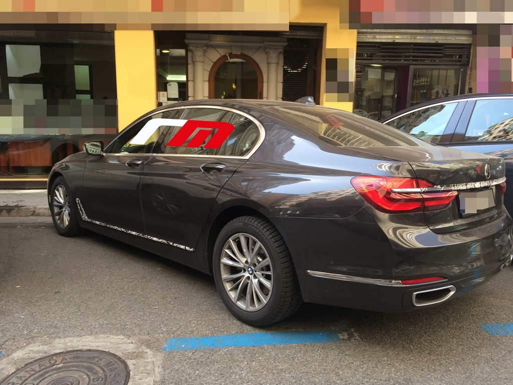 BMW Serie 7 autónomo (2)