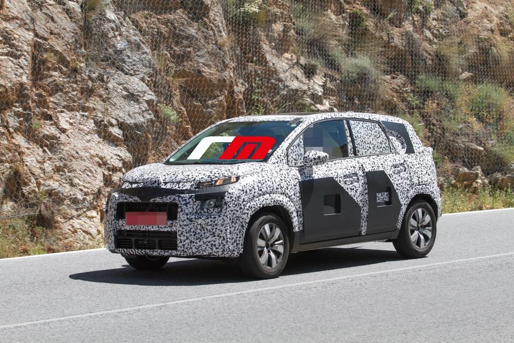Citroën C3 Picasso 2017 (4)