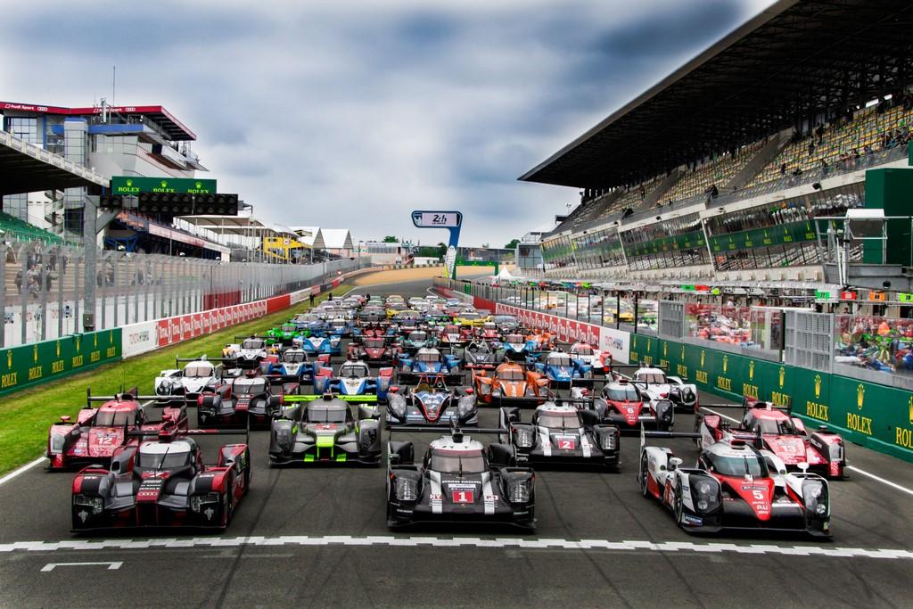 Le Mans Test Day 2016