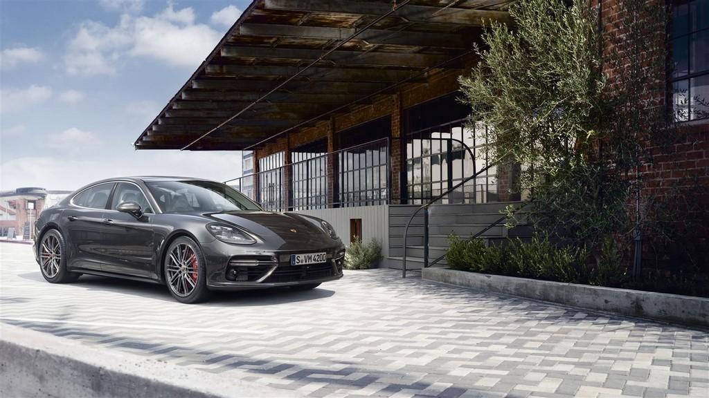 Porsche quiere convertir al Panamera en la referencia del segmento