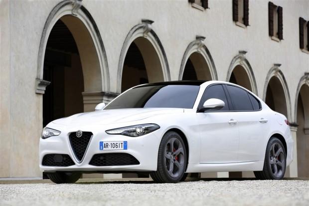 Foto Alfa Giulia