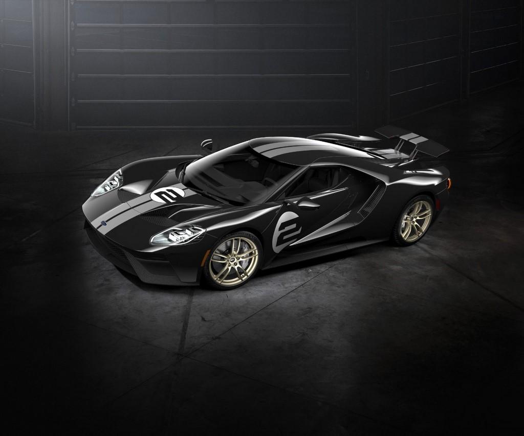 Ford celebra la victoria en Le Mans con una edición especial del Ford GT