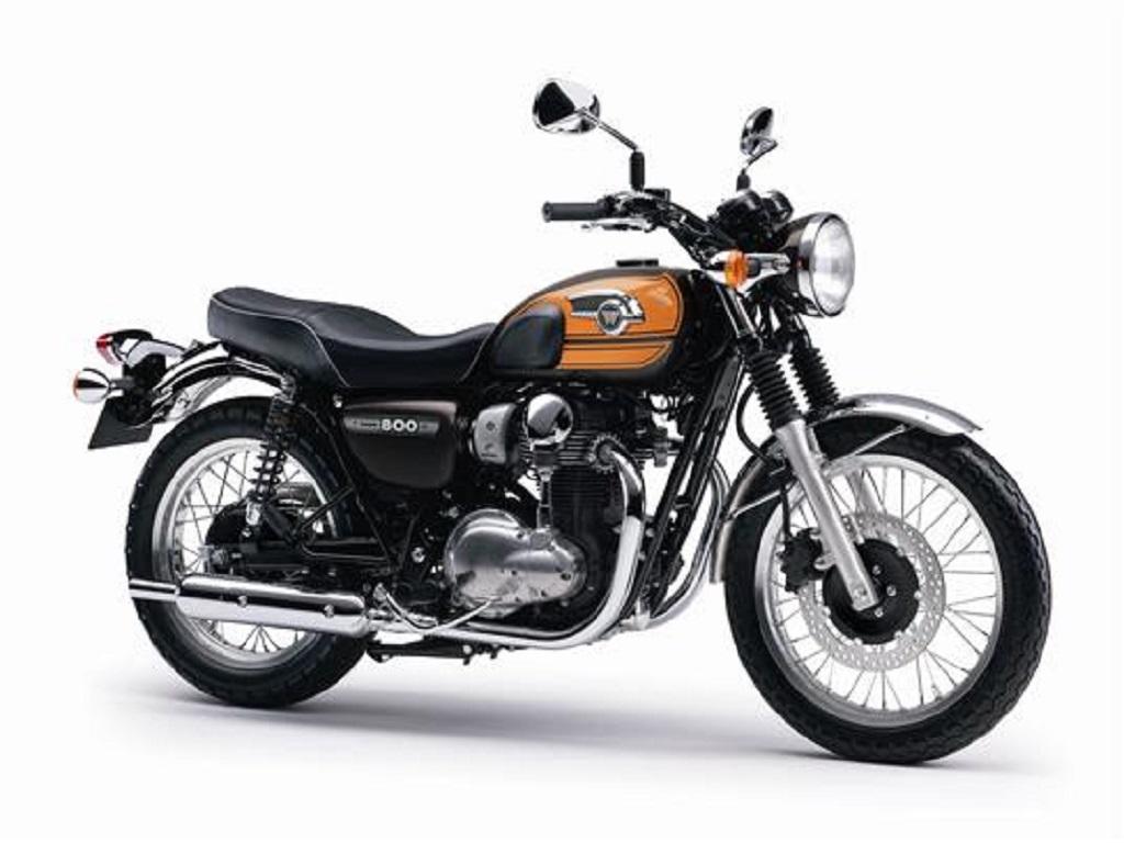 """Kawasaki W800 """"Final Edition"""", un legado que llega a su fin"""