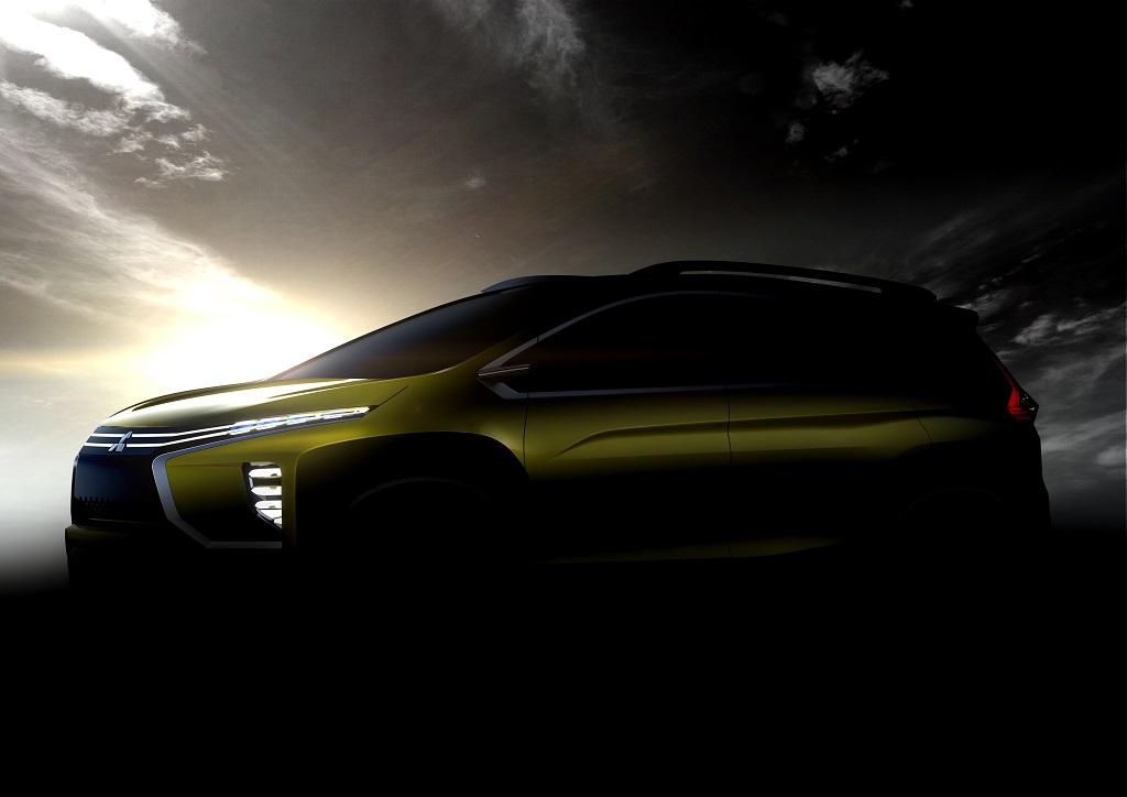 Mitsubishi MPV Concept Car, resistencia SUV y versatilidad monovolumen