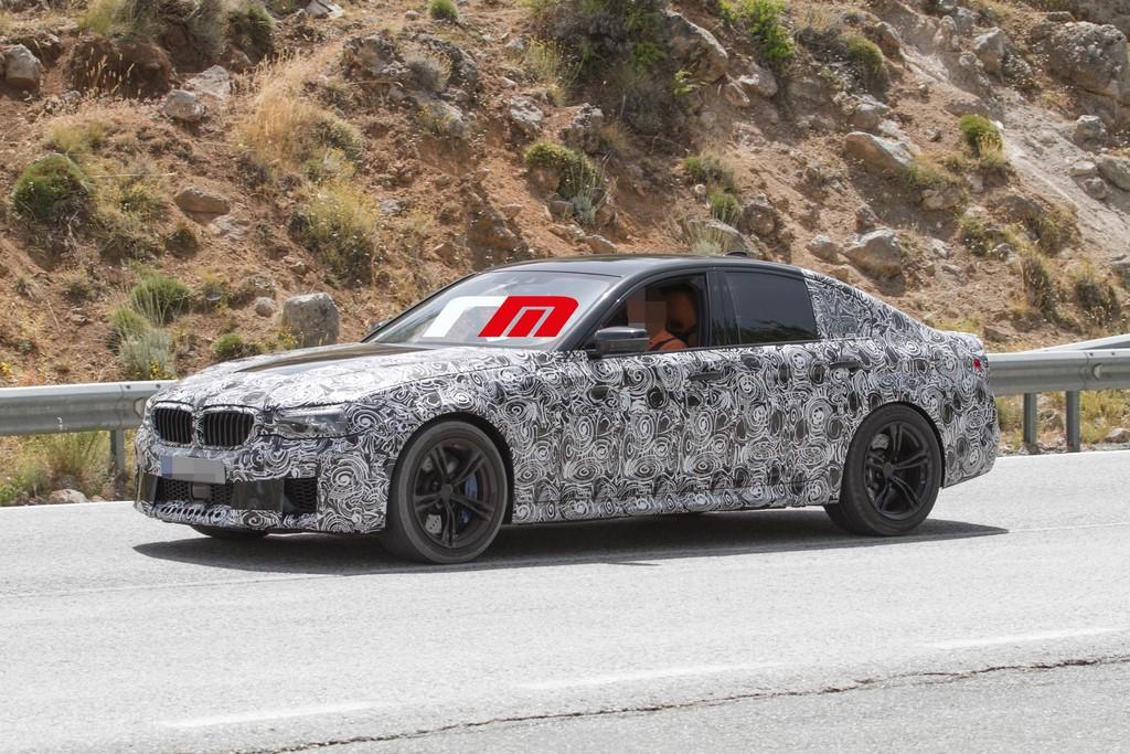 BMW M5 G80 2017 (3)