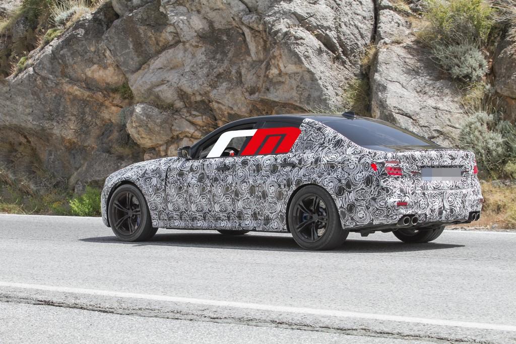BMW M5 G80 2017 (5)