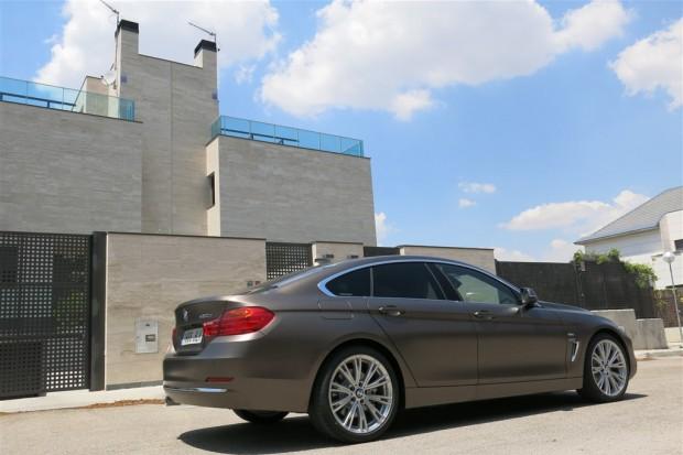 Foto BMW Serie 4 Gran Coupé Individual