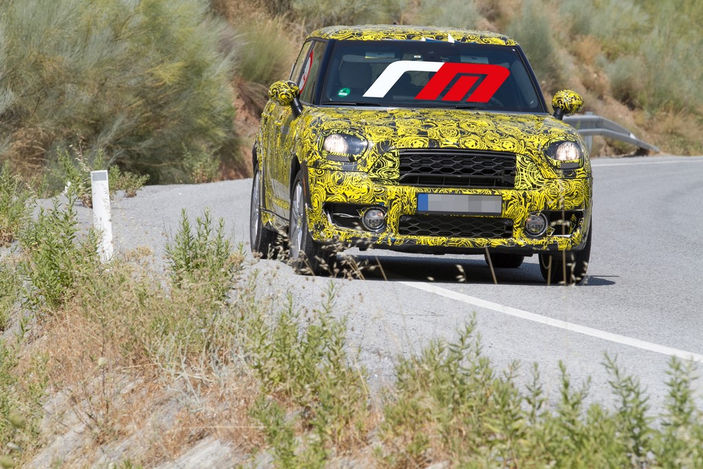 MINI Countryman eDrive (1)