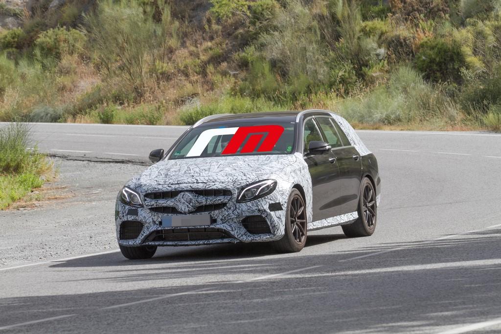 Mercedes-AMG E 63 Estate (3)