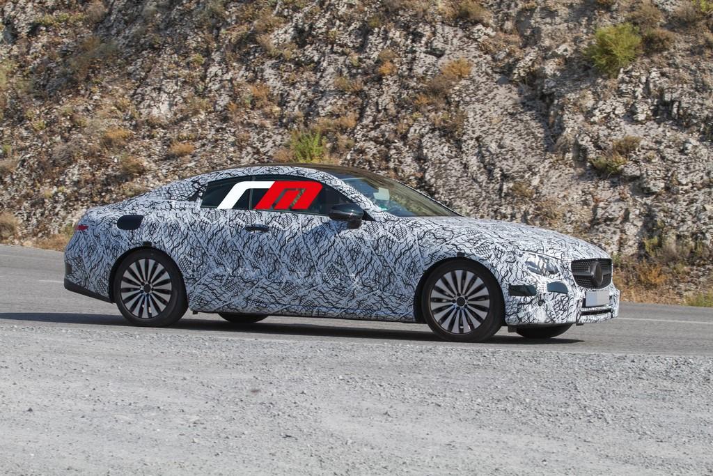 Mercedes-Benz Clase E Coupé 2017 (4)