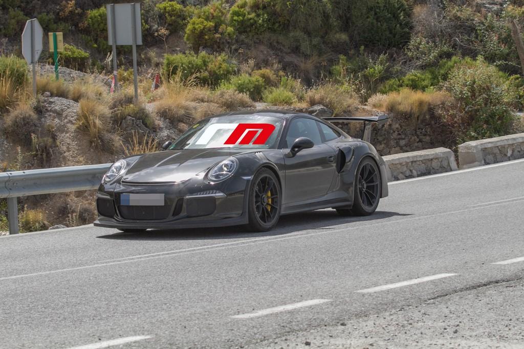 Porsche da forma al 911 GT2 RS, la versión más potente de la historia