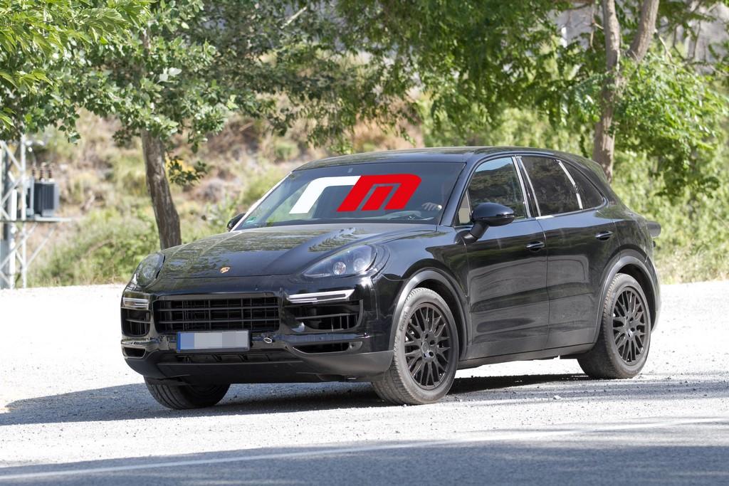 Porsche Cayenne 2018 (9)