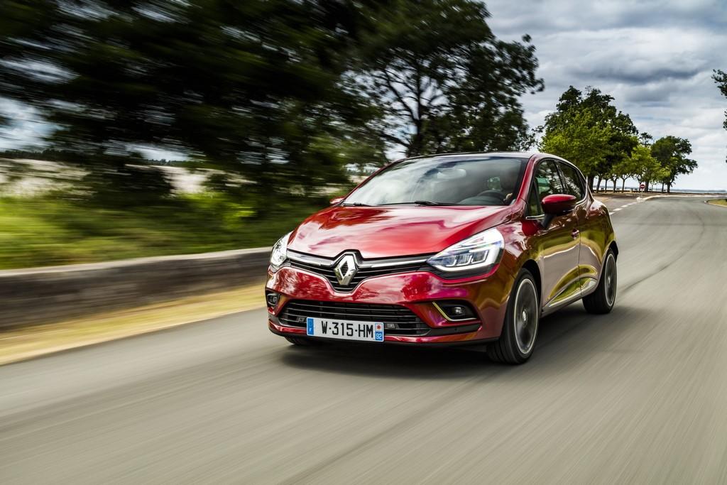 El Renault Clio llega a España con nueva imagen y mejor equipado